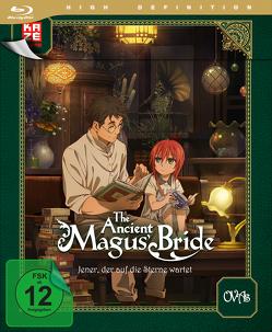 Ancient Magus Bride – Blu-ray 5 (OVA) von Naganuma,  Norihiro