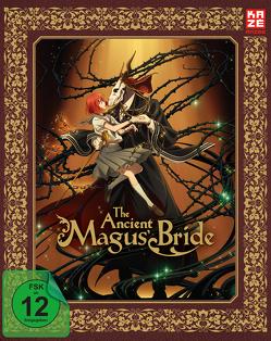 Ancient Magus Bride – DVD 1 mit Sammelschuber (Limited Edition) von Naganuma,  Norihiro