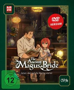 Ancient Magus Bride – DVD 5 (OVA) von Naganuma,  Norihiro