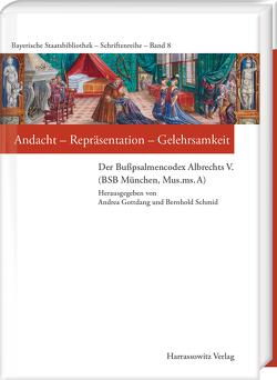 Andacht – Repräsentation – Gelehrsamkeit von Gottdang,  Andrea, Schmid,  Bernhold