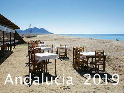 Andalucia 2019 von ALPHA EDITION, Haas,  Horst, Nomada Verlag