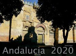 Andalucia 2020 – Andalusien – Spanien – Spain – Bildkalender quer (56 x 42) – Landschaftskalender – Wandkalender von ALPHA EDITION, Haas,  Horst, Nomada Verlag