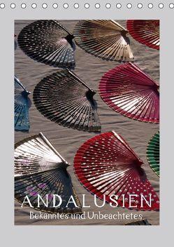 Andalusien – Bekanntes und Unbeachtetes (Tischkalender 2018 DIN A5 hoch) von J. Richtsteig,  Walter