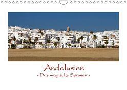 Andalusien – Das magische Spanien (Wandkalender 2019 DIN A4 quer) von Hoyen,  Bernd