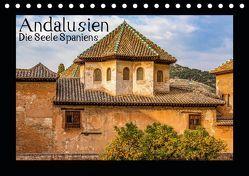 Andalusien – Die Seele Spaniens (Tischkalender 2019 DIN A5 quer) von Konietzny,  Thomas