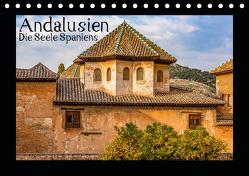 Andalusien – Die Seele Spaniens (Tischkalender 2020 DIN A5 quer) von Konietzny,  Thomas
