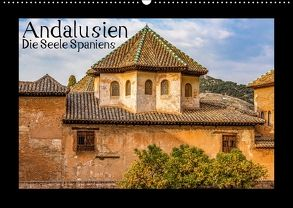 Andalusien – Die Seele Spaniens (Wandkalender 2018 DIN A2 quer) von Konietzny,  Thomas
