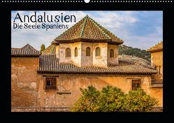 Andalusien – Die Seele Spaniens (Wandkalender 2020 DIN A2 quer) von Konietzny,  Thomas