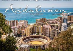 Andalusien – die Wiege vieler spanischer Traditione (Wandkalender 2019 DIN A2 quer) von RODRIGUEZ Photography,  CLAVE