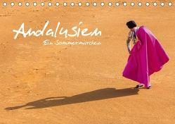 Andalusien – Ein Sommermärchen (Tischkalender 2018 DIN A5 quer) von Kuffner,  Alexander