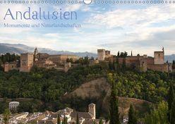 Andalusien – Monumente und Naturlandschaften (Wandkalender 2018 DIN A3 quer) von Schonnop,  Juergen