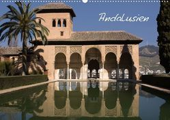 Andalusien (Posterbuch DIN A2 quer) von AnGe,  k.A.