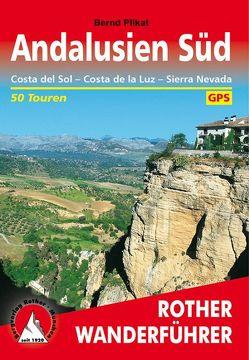 Andalusien Süd (E-Book) von Plikat,  Bernd