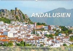 Andalusien – Weiße Dörfer und wilde Natur (Wandkalender 2018 DIN A2 quer) von Feuerer,  Jürgen