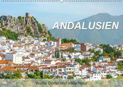 Andalusien – Weiße Dörfer und wilde Natur (Wandkalender 2019 DIN A2 quer) von Feuerer,  Jürgen