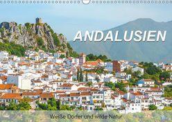 Andalusien – Weiße Dörfer und wilde Natur (Wandkalender 2019 DIN A3 quer) von Feuerer,  Jürgen