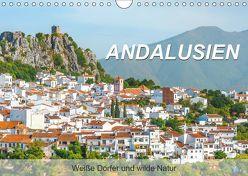 Andalusien – Weiße Dörfer und wilde Natur (Wandkalender 2019 DIN A4 quer) von Feuerer,  Jürgen