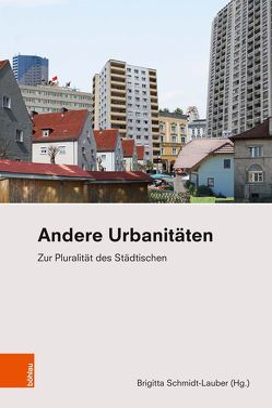 Andere Urbanitäten von Schmidt-Lauber,  Brigitta