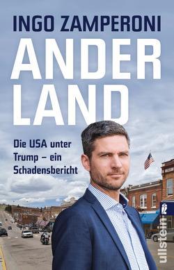 Anderland von Zamperoni,  Ingo