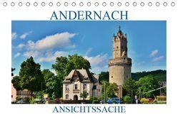 Andernach – Ansichtssache (Tischkalender 2019 DIN A5 quer) von Bartruff,  Thomas