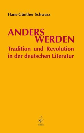 Anderswerden von Schwarz,  Hans-Günther