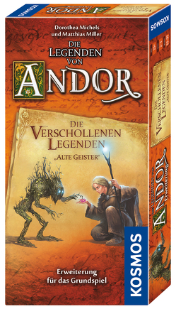 Andor – Die verschollenen Legenden von Michels,  Dorothea, Miller,  Matthias