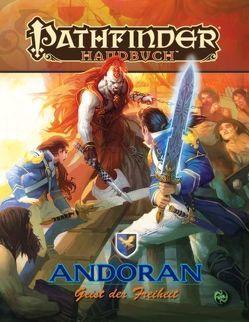 Andoran – Geist der Freiheit von Fehrs,  Fabian, Keith,  Jonathan, Maclean,  Hal, Moulder-McComb,  Colin, Nelson,  Jason, Woon,  Hank