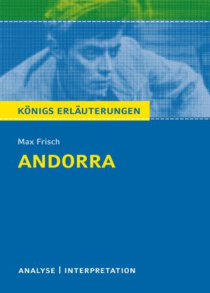 Andorra von Max Frisch. von Frisch,  Max, Matzkowski,  Bernd