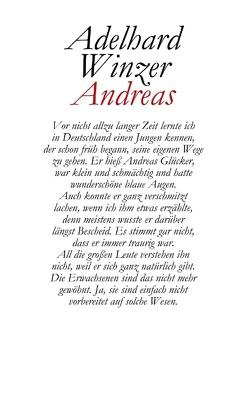 Andreas von Winzer,  Adelhard
