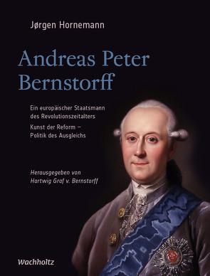 Andreas Peter Bernstorff von Graf von Bernstorff,  Hartwig, Hornemann,  Jørgen, Müller,  Achatz von, Schmid-Mölholm,  Jens