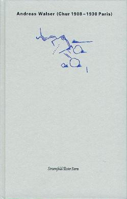 Andreas Walser (Chur 1908-1930 Paris) von Obrist,  Marco
