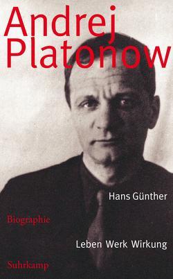 Andrej Platonow von Günther,  Hans