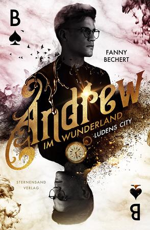 Andrew im Wunderland (Band 1): Ludens City von Bechert,  Fanny