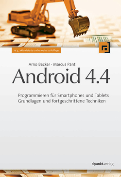 Android 4.4 von Becker,  Arno, Pant,  Marcus