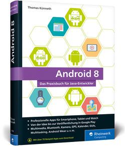 Android 8 von Künneth,  Thomas