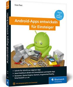 Android-Apps entwickeln für Einsteiger von Post,  Uwe