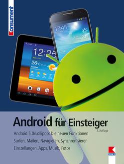 Android für Einsteiger von Haubner,  Steffen