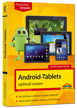 Android Tablets optimal nutzen von Gieseke,  Wolfram