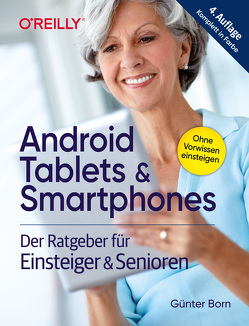 Android Tablets & Smartphones von Born ,  Günter