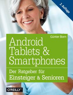 Android Tablets und Smartphones von Born ,  Günter