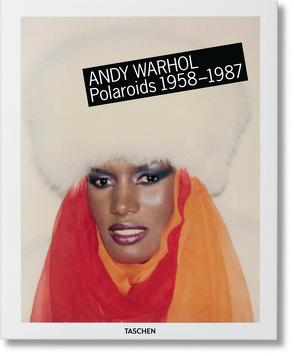 Andy Warhol. Polaroids von Golden,  Reuel, Woodward,  Richard B.