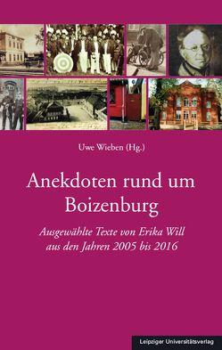 Anekdoten rund um Boizenburg von Wieben,  Uwe