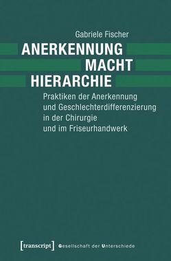 Anerkennung – Macht – Hierarchie von Fischer,  Gabriele