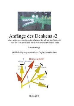 Anfänge des Denkens #2 von Hennings,  Lars