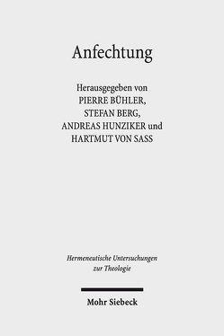 Anfechtung von Berg,  Stefan, Buehler,  Pierre, Hunziker,  Andreas, Sass,  Hartmut von