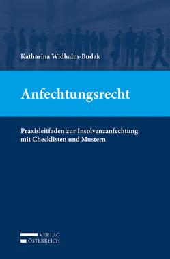Anfechtungsrecht von Widhalm-Budak,  Katharina