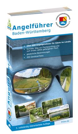 Angelführer Baden-Württemberg von Schäfer,  Robin