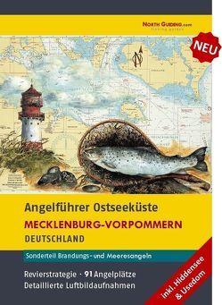 Angelführer Mecklenburg-Vorpommern (inkl. Hiddensee, Usedom) von Zeman,  Michael