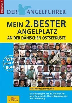 """Angelführer """"Mein 2.Bester Angelplatz an der dänischen Ostseeküste"""" von Schroeter,  Udo"""