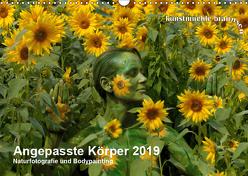 Angepasste Körper (Wandkalender 2019 DIN A3 quer) von Best,  Günter, braunsen,  kunstmuehle